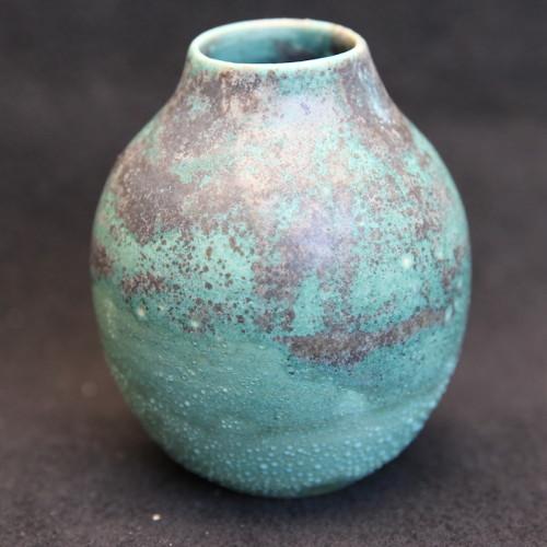 # 17 Porcelain Vase